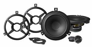 "ALPINE SPV-65X-WRA Weather Resistant 6.5"" Speakers for 2007-18 Jeep Wrangler JK"