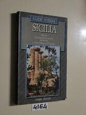 GUIDE D'ITALIA SICILIA (41 E 4)