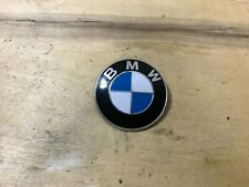 BMW OEM FACTORY  1 3 5 6 7 X SERIES FRONT HOOD EMBLEM LOGO BADGE 82M