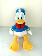 """Disney Authentic Donald Duck Plush Soft Toy Beans in the Bottom 21"""""""