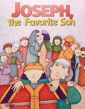 Bible Big Books: Joseph, the Favorite Son (Board Book)