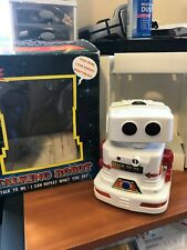 VINTAGE TALK TO ME TALKING ROBOT CHAIN FONG TOYS WORKING KMART
