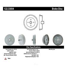 Brake Drum fits 1965-1979 Volkswagen Super Beetle Karmann Ghia Beetle,Karmann Gh
