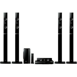 Samsung 1000W 5.1 Speaker Home Theater Surround System with 3D Blu-ray HT-F6551W