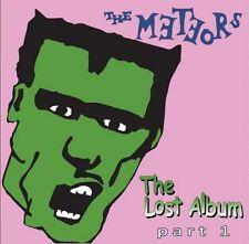"THE METEORS Lost Album Part 1 Vinyl 10"" LP - rare psychobilly rockabilly 10 inch"
