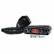 President Bill Fcc Compact 40 Channel Am Mobile Cb Radio