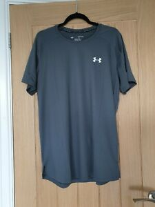 Dark Grey Under Armour Tshirt MK1 Large