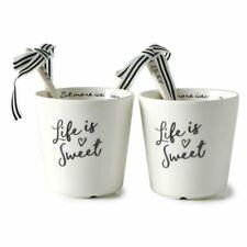Riviera Maison Eisbecher Life Is Sweet (2-teilig)