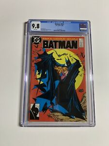 Batman 423 Cgc 9.8 White Pages Dc Comics Todd Mcfarlane