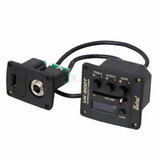 BELCAT UK-500T Ukulele EQ LED Tuner W/Hrad Piezo Preamp For Ukulele