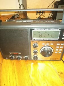 CC-RADIO-SW.   Am Shortwave Radio  REDUCED