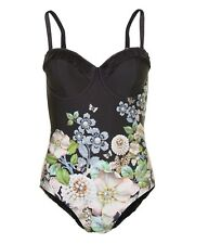 GEMMA Bikini-Set 42 B 42 C UVP 89,95 € con staffa Strisce Design