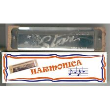 CIVIL WAR AREA HARMONICA  4 INCH NEW IN THE ORIGINAL BOX