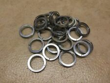 100 Mini Split Rings  (100pk) Snaring Traps  Trapping  Raccoon Fox Bobcat