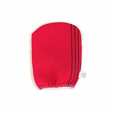 Korean Body-Scrub Exfoliating Towel Bath Massage Skin Care Italy Towel 1P RED