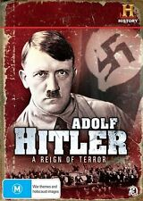 Adolf Hitler A Reign of Terror 5x Doco Collection 2x DVD Disc