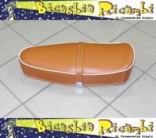 2322 Saddle Brown - Leather Without Lock Vespa 125 Spring