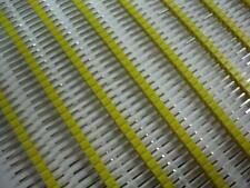 "10 Pieces YELLOW 1x40 Single Row Male 0.1"" 2.54 Breakable Pin Header"
