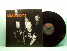 Dead Boys - All the way down/The nights are so long