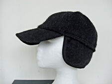 Rocha John Rocha Grey Wool winter hat -  large/XL
