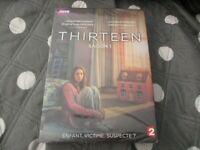 "COFFRET 2 DVD NEUF ""THIRTEEN - SAISON 1"""