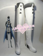 Akame ga Kill! Esdese Esdeath Cosplay Costume Boots Boot Shoes Shoe