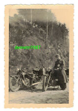 Foto Emw Moto Oldtimer Cunewalde 1950er (F2607
