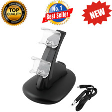 PS4 Controller Charger Charging Station Pad Base 2 Dock Stand for PlayStation 4