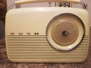 Vintage Bush TR82C transistor radio working well no reserve