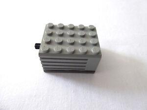 Lego® Technic Motor Engine 9V hellgrau