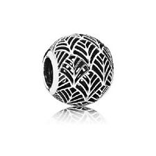 Authentic Pandora silver 925 #791543 Tropicana slide bead Charm NWOT