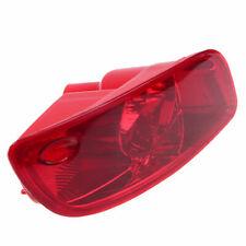 For 07 08 09 HYUNDAI Santa Fe Rear Bumper Marker Reflector Light Red Lens Driver