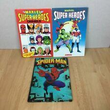 Superheroes Uk, Franco-Belga & European Comics