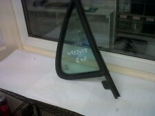 SAAB 9-5 95 Off Lato Posteriore Finestra 1/4 ante in vetro 1998 - 10 4552428 4-DOOR RH