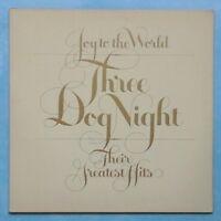 THREE DOG NIGHT ~ THEIR GREATEST HITS ~ 1974 US 14-TRACK LP RECORD + G/FOLD