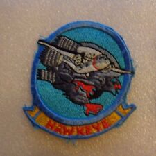 USN PATCH, E2C HAWKEYE AIRCRAFT PATCH, PHILIPPINE MADE