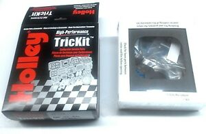 Holley 37-119 TricKit Renew Kit-Carburetor Rebuild Kit-4160 Vacuum Secondary-NEW