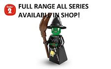 Lego minifigures witch series 2 (8684) unopened new factory sealed