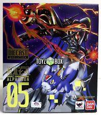 "In STOCK Digivolving Spirits Digimon ""Alphamon"" Action Figure"
