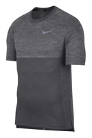 Nike Men's Dry Medalist Running Shortsleeve Top Atmosphere Grey 891426-036