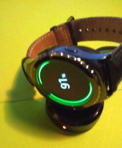 Samsung - Gear S2 Classic Smartwatch 44mm - Black -SM-R735VZKAV