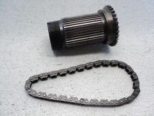 Honda GL1500 GL 1500 Valkyrie Tourer #7566 Oil Pump Drive Chain & Gear