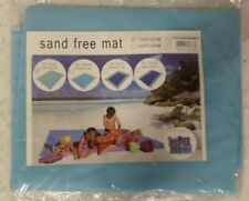 NEW The First Generation Sand Free Mat Sky Blue 120cm x 150cm