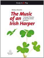 The Music of an Irish Harper, Blockflote und Klavier PORTOFREI VOM FACHHÄNDLER !