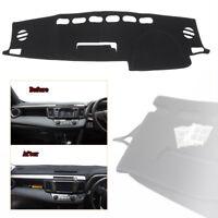 1PC Car Dash Cover Mat Dashboard Pad Interior Dashmat for Toyota RAV 4 2013-2017