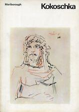 KOKOSCHKA Oskar, Kokoshka, Catalogo. Marlborough Gallery, London, 1969