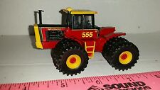 1/64 ERTL custom VERSATILE 555 triple nickel 4wd floater duals tractor farm toy