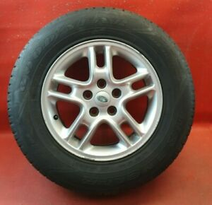 """04-09 LAND ROVER DISCOVERY 3 TWIN SPOKE 17"""" INCH ALLOY WHEEL RRC002 TYRE r105"""
