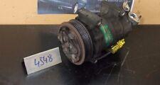 Peugeot 206 CC Klimakompressor Sanden SD6V12