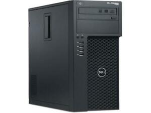 Dell Precision T1700 Workstation Intel Xeon Quad Core E3-1225 V3 3.2GHz Win10Pro